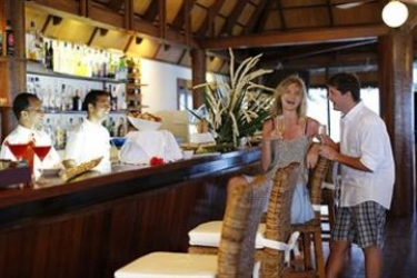 Hotel Gangehi Island Resort: Internet Point MALDIVEN