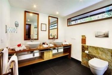 Hotel Gangehi Island Resort: Kamin MALDIVEN