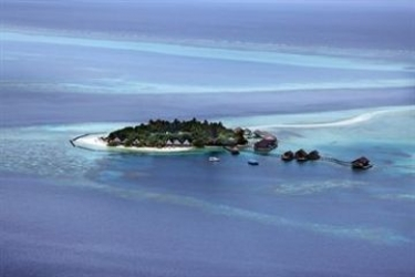 Hotel Gangehi Island Resort: Library MALDIVEN