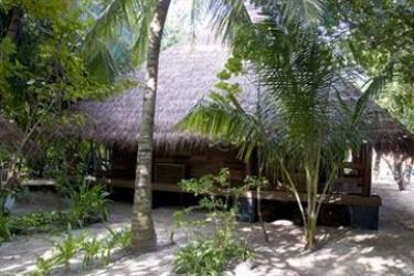 Hotel Gangehi Island Resort: Park MALDIVEN