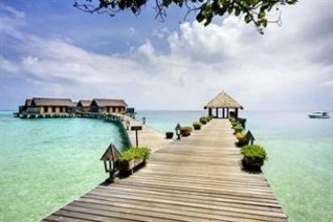 Hotel Gangehi Island Resort: Parkplatz MALDIVEN