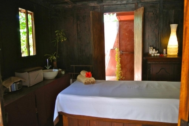 Hotel Gangehi Island Resort: Pflege MALDIVEN