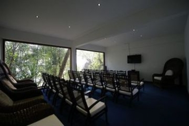 Hotel Gangehi Island Resort: Putting Green MALDIVEN