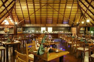 Hotel Gangehi Island Resort: Restaurant MALDIVEN