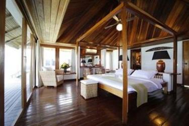 Hotel Gangehi Island Resort: Schlafzimmer MALDIVEN