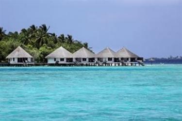 Hotel Gangehi Island Resort: Schreibtisch MALDIVEN