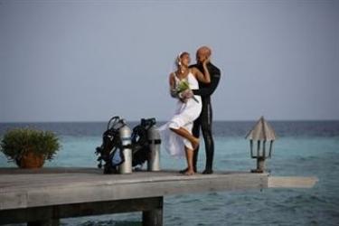 Hotel Gangehi Island Resort: Spielzimmer MALDIVEN