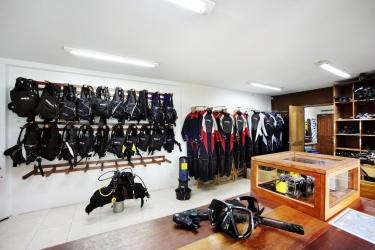 Hotel Gangehi Island Resort: Sport Anlage MALDIVEN