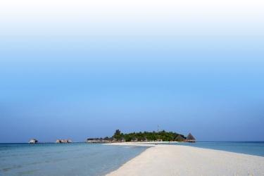 Hotel Gangehi Island Resort: Strand MALDIVEN