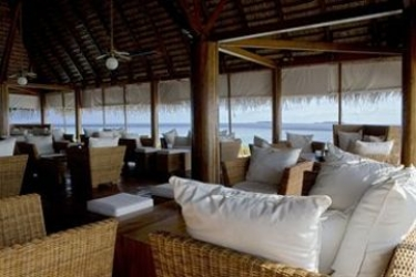 Hotel Gangehi Island Resort: Theatre MALDIVEN