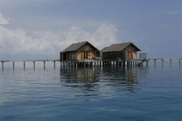 Hotel Gangehi Island Resort: Veranda MALDIVEN