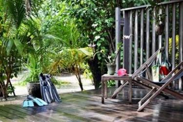 Hotel Gangehi Island Resort: Villa MALDIVEN