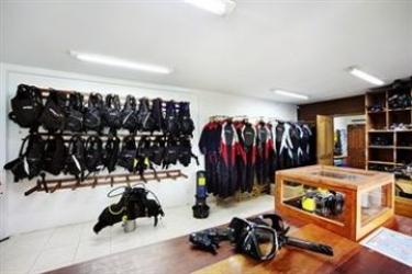 Hotel Gangehi Island Resort: Zimmer Suite MALDIVEN