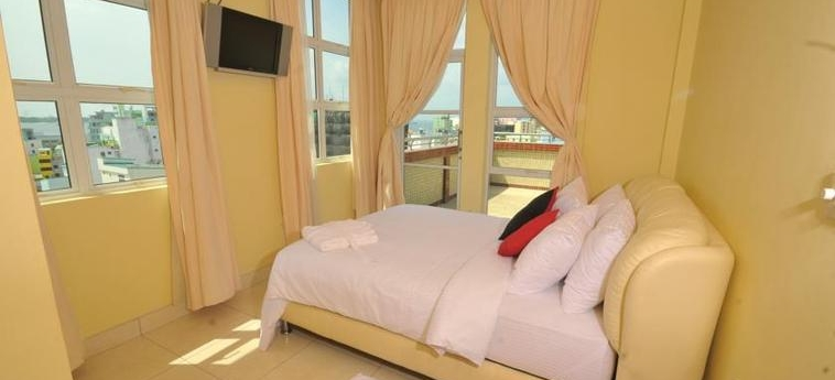 Coral Hotel And Spa: Chambre Double MALDIVES