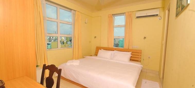 Coral Hotel And Spa: Chambre MALDIVES