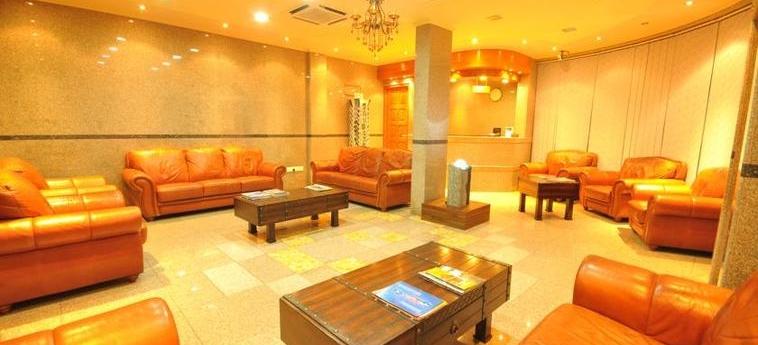 Coral Hotel And Spa: Lobby MALDIVES