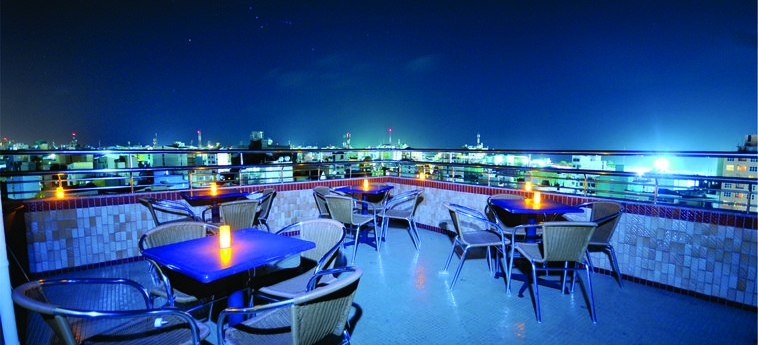 Coral Hotel And Spa: Terrasse MALDIVES