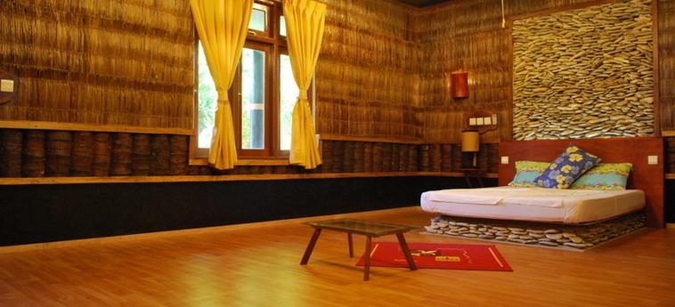 Hotel Asseyri Tourist Inn: Chambre Double MALDIVES