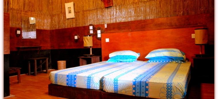 Hotel Asseyri Tourist Inn: Chambre jumeau MALDIVES