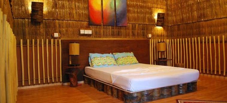 Hotel Asseyri Tourist Inn: Chambre MALDIVES