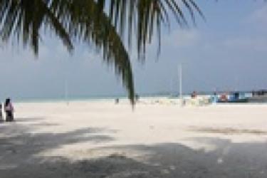 Hotel Mathiveri Inn: Jacuzzi MALDIVES