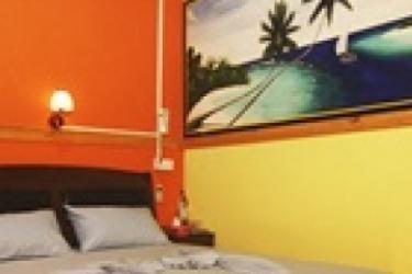 Hotel Mathiveri Inn: Twin Room MALDIVES