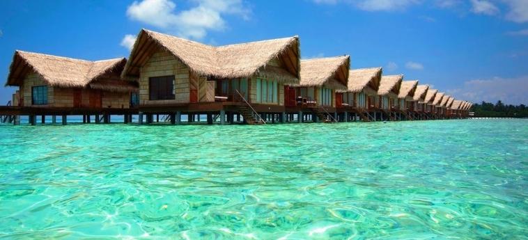 Hotel Adaaran Select Hudhuranfushi: Bungalow MALDIVES