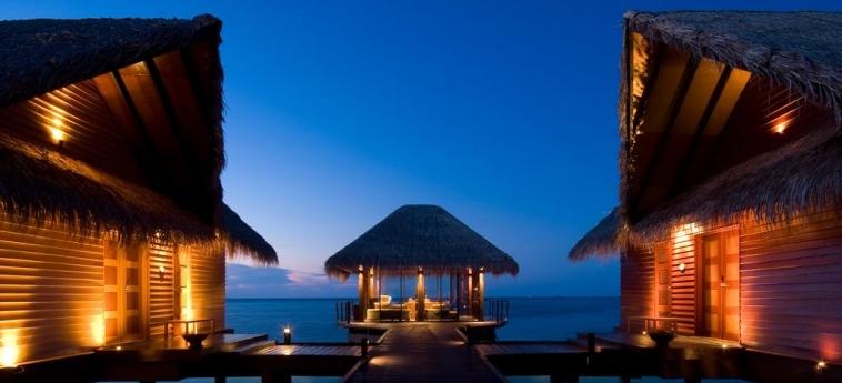Hotel Adaaran Select Hudhuranfushi: Dettagli Strutturali MALDIVES