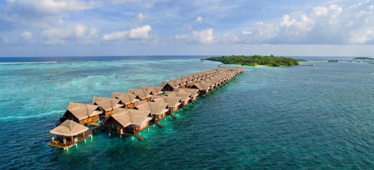 Hotel Adaaran Select Hudhuranfushi: Exterieur MALDIVES