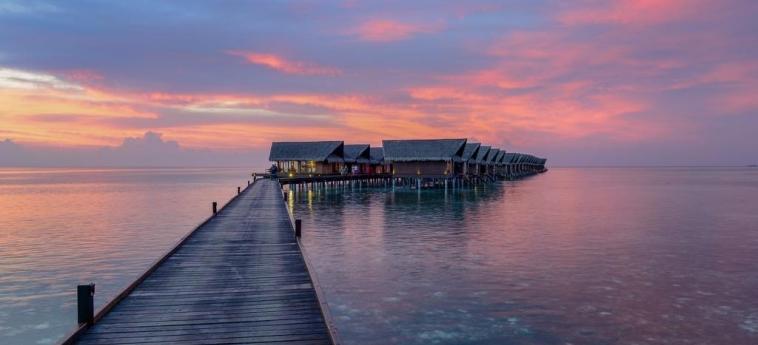 Hotel Adaaran Select Hudhuranfushi: Mer MALDIVES
