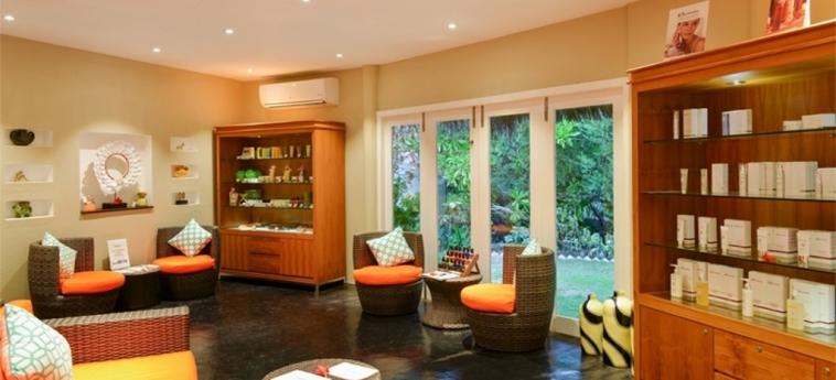 Hotel Adaaran Select Hudhuranfushi: Spa MALDIVES
