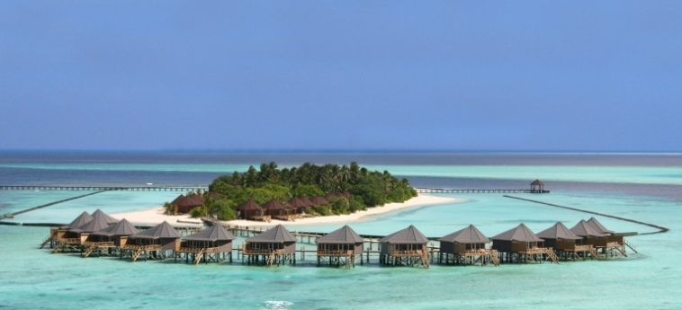 Hotel Kuredu Resort Spa Maldives Book With Hotelsclick Com