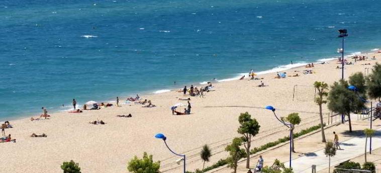 Hotel Monteplaya: Playa MALGRAT DE MAR - COSTA DEL MARESME