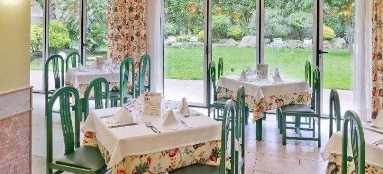 Hotel Monteplaya: Restaurante MALGRAT DE MAR - COSTA DEL MARESME