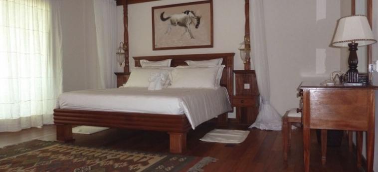 Hotel Ocean Beach Resort & Spa: Außen Restaurant MALINDI