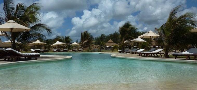 Hotel Ocean Beach Resort & Spa: Außenschwimmbad MALINDI