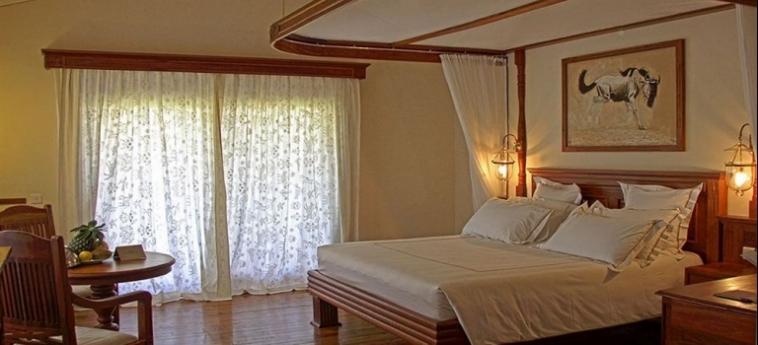Hotel Ocean Beach Resort & Spa: Deluxe Zimmer MALINDI