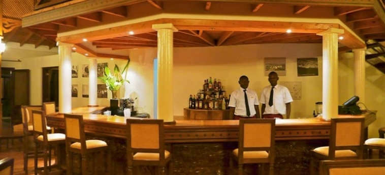Hotel Ocean Beach Resort & Spa: Frühstück MALINDI
