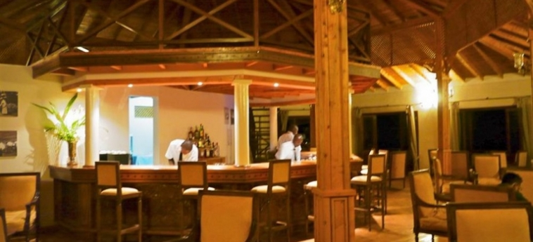 Hotel Ocean Beach Resort & Spa: Golfplatz MALINDI