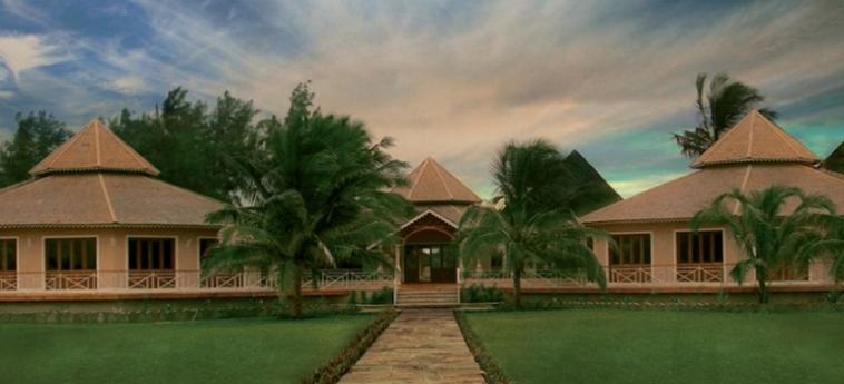Hotel Ocean Beach Resort & Spa: Hall MALINDI