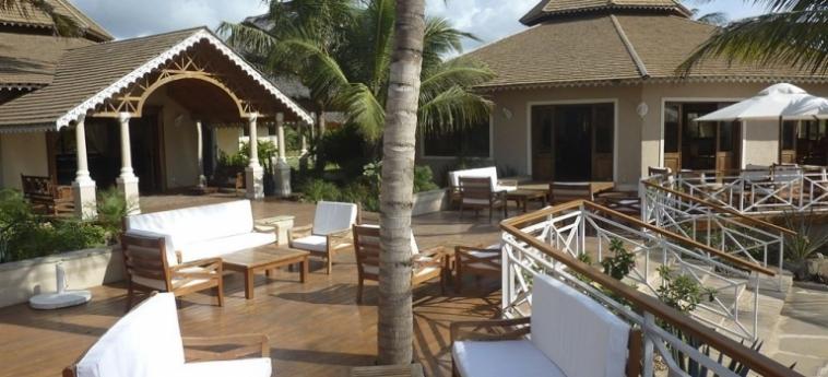 Hotel Ocean Beach Resort & Spa: Kamin MALINDI