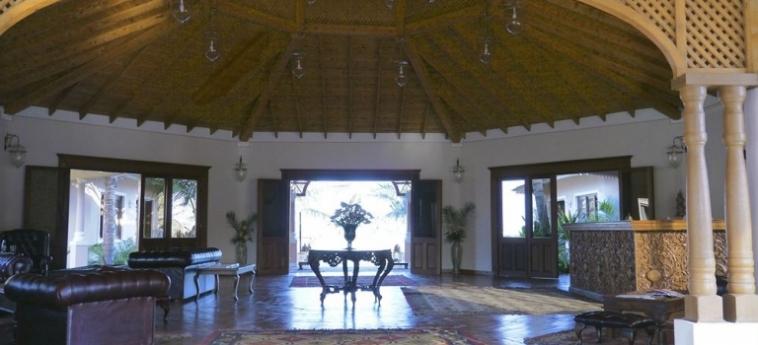 Hotel Ocean Beach Resort & Spa: Lobby MALINDI