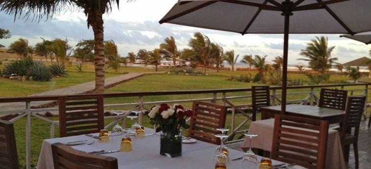 Hotel Ocean Beach Resort & Spa: Restaurant MALINDI