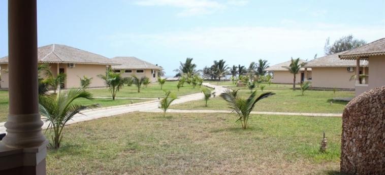 Hotel Ocean Beach Resort & Spa: Solarium MALINDI