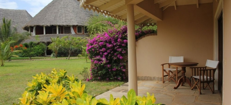 Hotel Ocean Beach Resort & Spa: Spa MALINDI