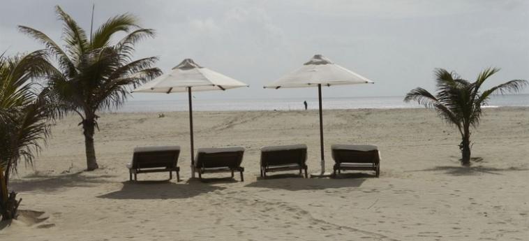 Hotel Ocean Beach Resort & Spa: Strand MALINDI
