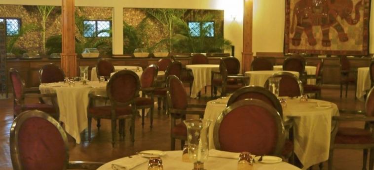 Hotel Ocean Beach Resort & Spa: Wellness Center MALINDI