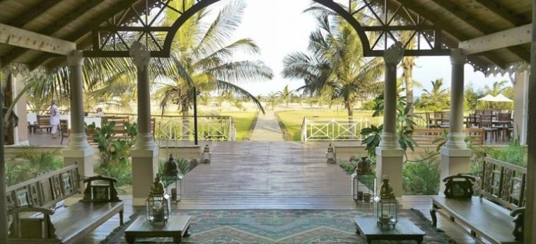 Hotel Ocean Beach Resort & Spa: Zimmer- Detail MALINDI