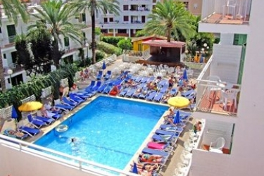Hotel Alcudia: Spielzimmer MALLORCA - BALEARISCHEN INSELN