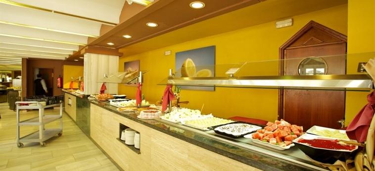 Hotel Apartamentos Seramar Sunna Park: Buffet MALLORCA - BALEARISCHEN INSELN